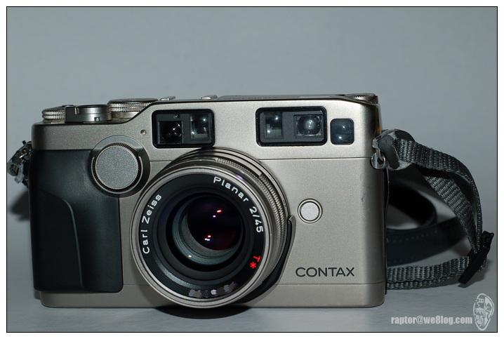 Contax G2+45/2